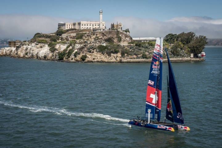 Red Bull Youth America's Cup – Alcatraz