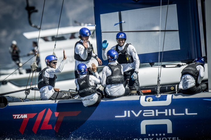 Red Bull Youth America's Cup – Jour 2