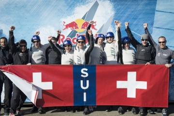 Team Tilt selected for the Red Bull Youth America's Cup
