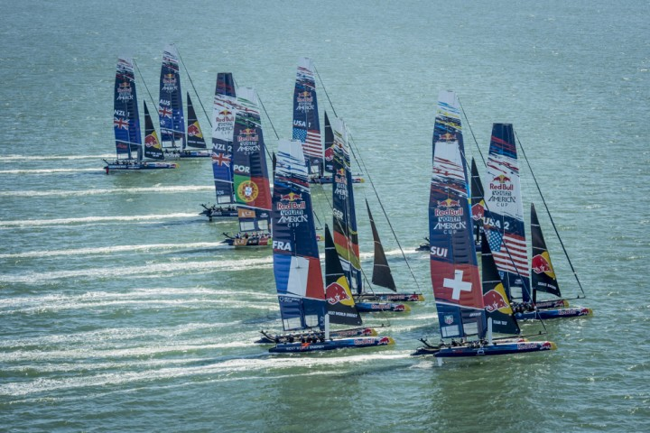 Red Bull Youth America's Cup