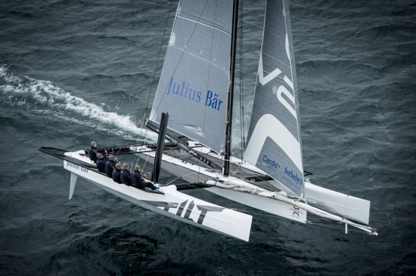 Team Tilt continues encouraging and promoting young Swiss sailors