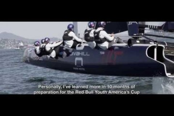 Team Tilt – Red Bull Youth America's Cup 2013