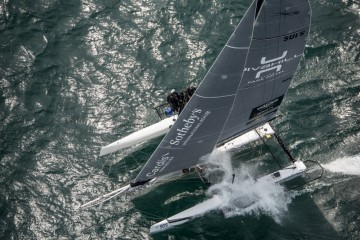 Team Tilt finishes sixth at Bol d'Or Mirabaud 2014