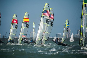 49er – North American Championship in Clearwater