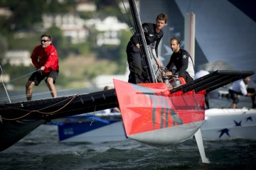 Performance exemplaire de Team Tilt, qui remporte le premier Grand Prix du D35 Trophy 2015