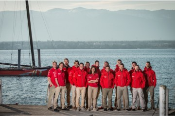 Team Tilt annonce un partenariat avec Emirates Team New Zealand