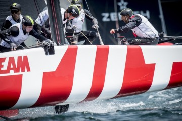 Team Tilt shines in Italy at first GC32 Racing Tour event of the season