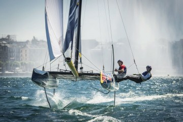 Red Bull Foiling Generation Geneva