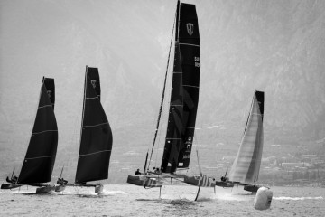 Team Tilt wins GC32 event in Malcesine