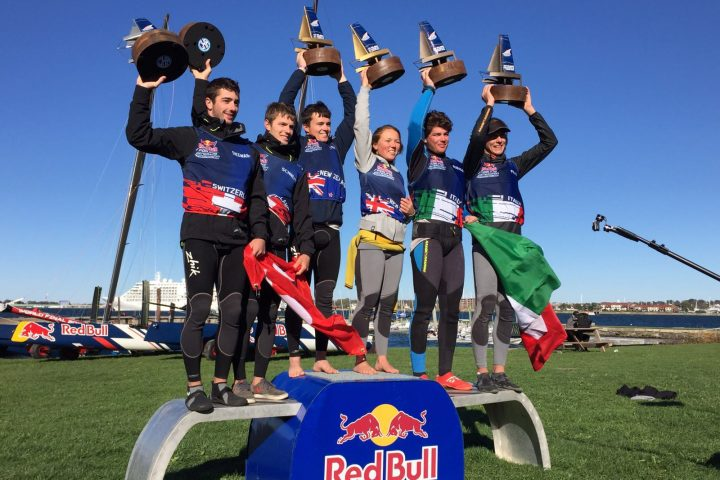 Red Bull Foiling Generation Final