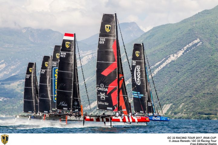 Team Tilt GC32 Riva Cup