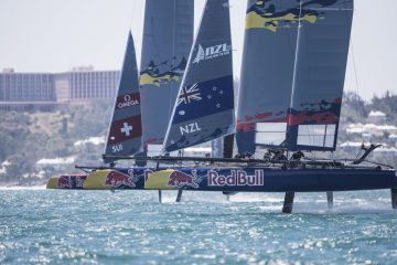 Switzerland ready for Red Bull Youth America's Cup!