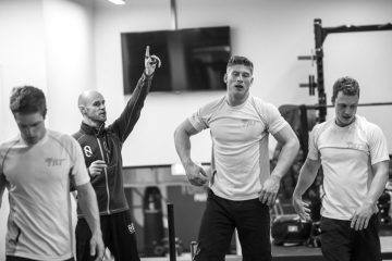 Physical training with Sport Quest – significant progress ahead of the Red Bull Youth America's Cup