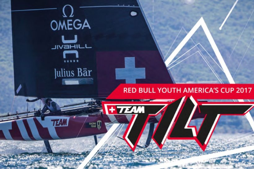 Dossier de presse Red Bull Youth America's Cup 2017
