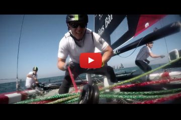 En route pour la Red Bull Youth America's Cup – le film