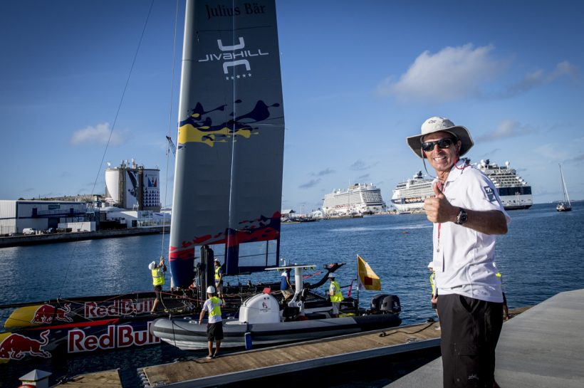 Red Bull Youth America's Cup 2017 – le bilan d'Alex Schneiter