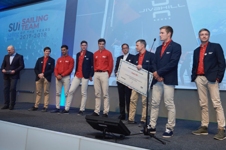 SUI Sailing Awards 2019