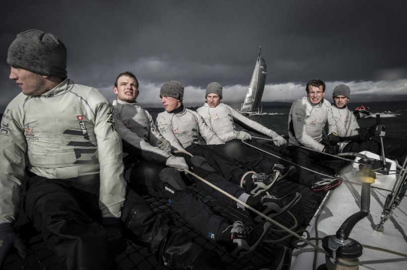 Team Tilt – Target San Francisco for the selection to the Red Bull Youth America's Cup
