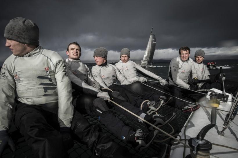Team Tilt – Cap sur San Francisco pour les sélections de la Red Bull Youth America's Cup