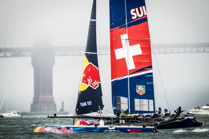 Red Bull Youth America's Cup, San Francisco