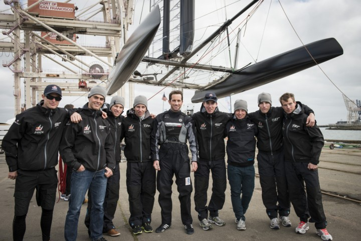 Team Tilt and Ben Ainslie