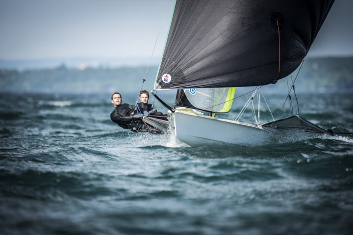 49er training – Lac Leman – Geneva