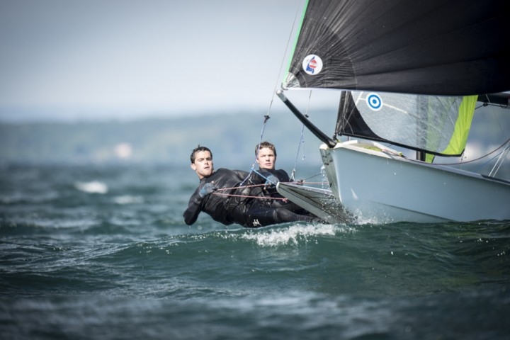 49er training – Lac Leman