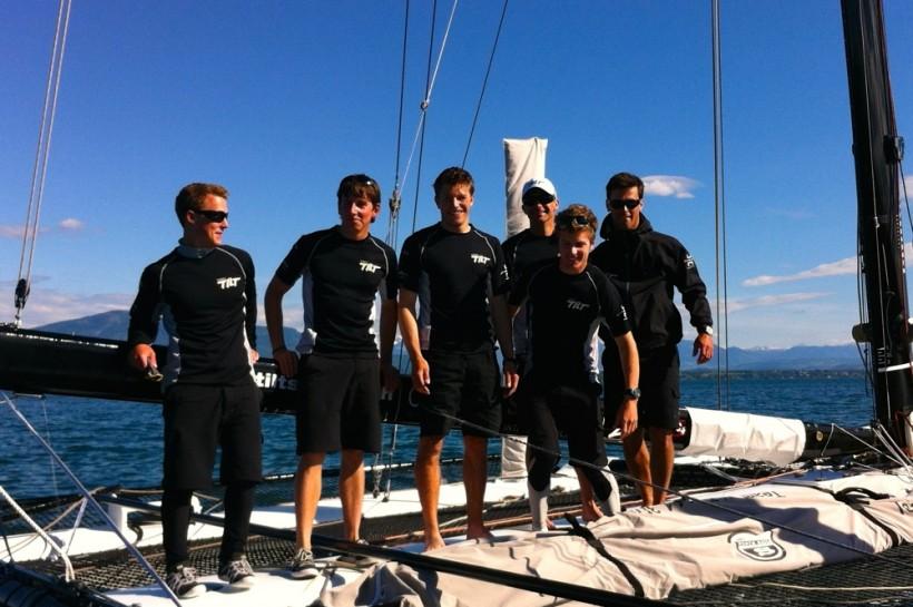 Team Tilt remporte l'Open de Crans
