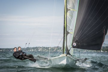 Team Tilt to race ISAF World Championships in Santander