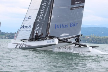 Team Tilt takes on second half of the Vulcain Trophy at Versoix opener with a new look crew