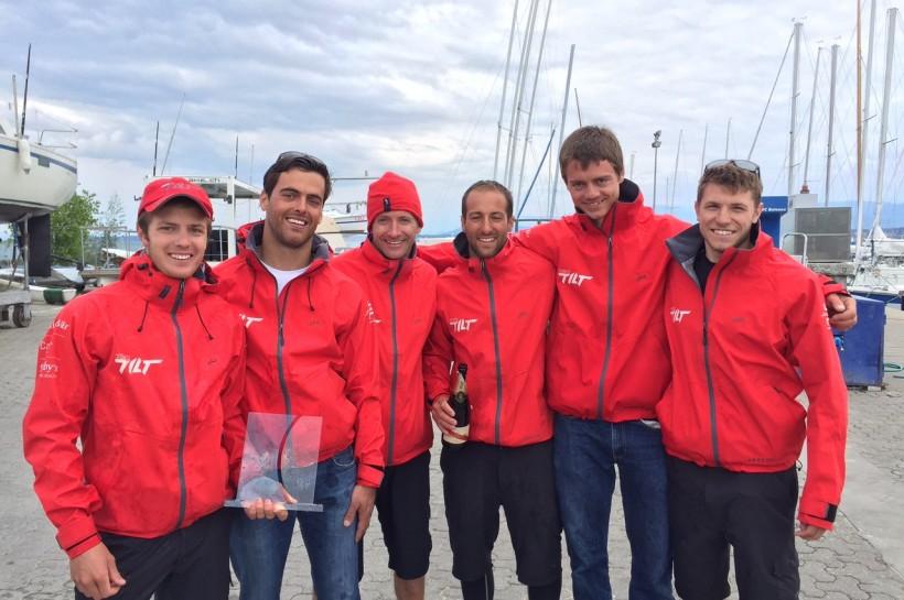 Deuxième victoire consécutive de Team Tilt à l'Open de Versoix