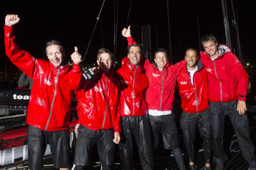 Team Tilt wins the Bol d'Or Mirabaud