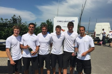 Third win on Lake Geneva for Team Tilt