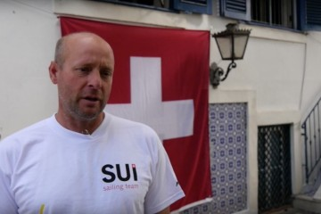 Interview Tom Saunt Test Event Rio