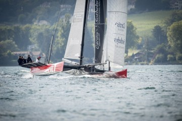 Fourth in Crans, Team Tilt keeps the lead in the D35 Trophy