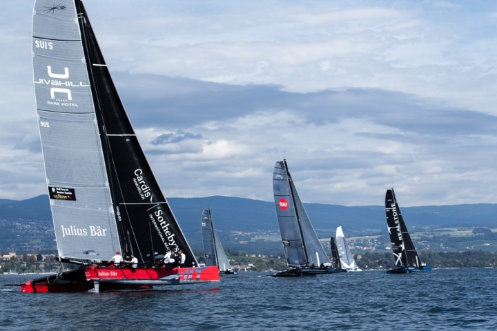 Grand Prix Alinghi – Team Tilt