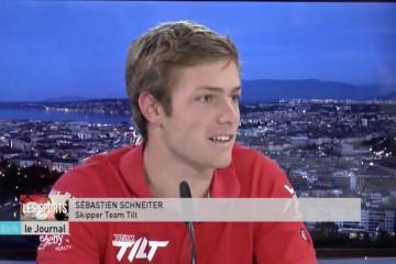 Sebastien Schneiter – Leman Bleu Television