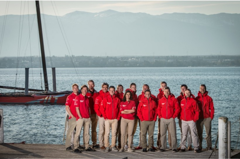 Team Tilt announces partnership with Emirates Team New Zealand