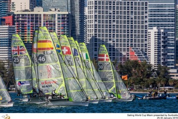 Miami World Cup 49er