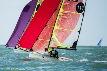 Clearwater 49er Worlds