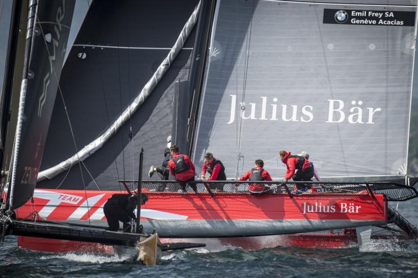 Team Tilt wins Decision 35 Grand Prix de Versoix