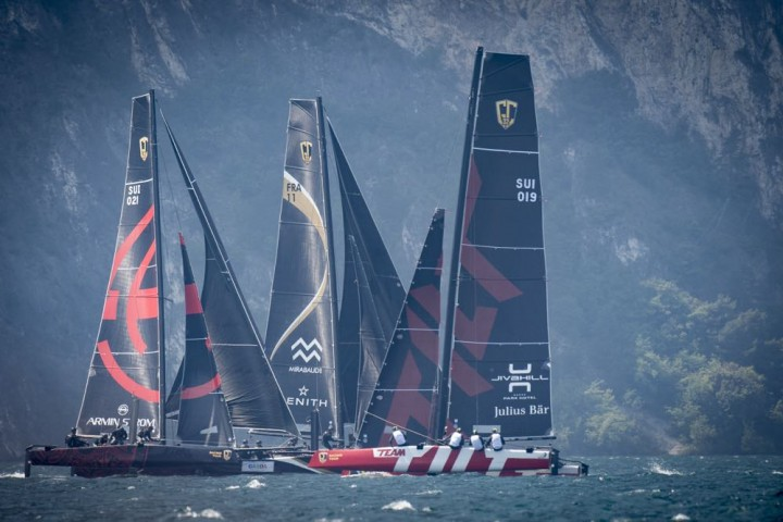 Team Tilt Sailing GC32