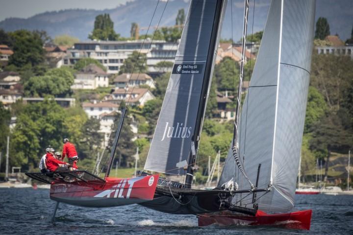 D35 Sailing