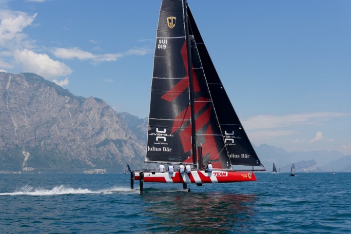 GC32 Malcesine day3
