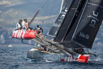 Team Tilt, third in the Copa del Rey in Palma