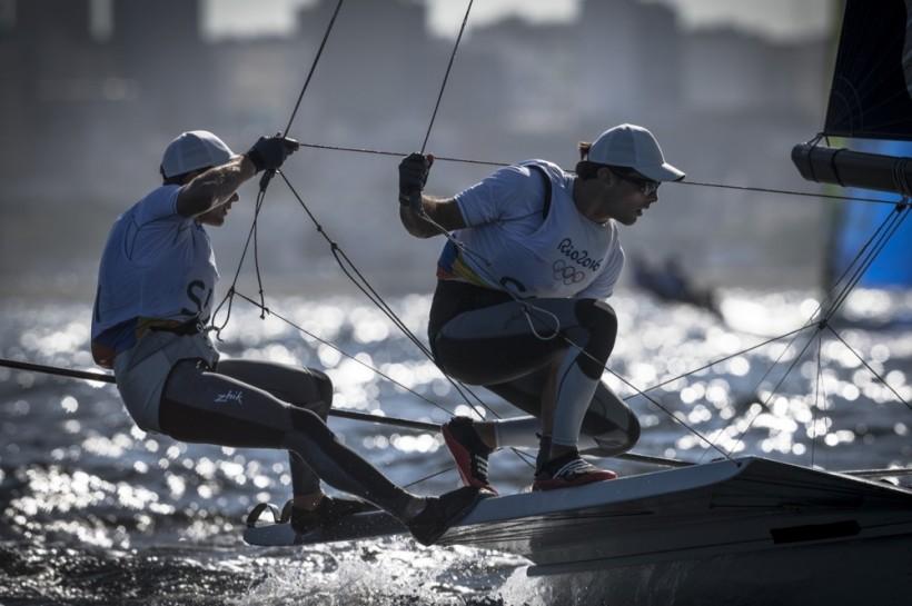 Treizièmes des Jeux Olympiques, Sébastien et Lucien ont fièrement représenté Team Tilt à Rio !