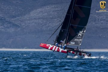 Team Tilt finish second at GC32 Racing Tour Sotogrande