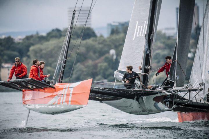 D35 regatta Geneva
