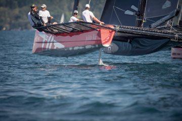 A podium finish for Team Tilt Decision 35 on Lake Geneva