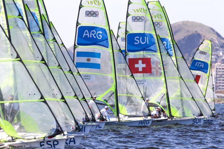 Rio – 49er Team Tilt
